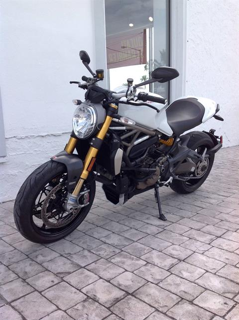 2015 Ducati Monster 1200 S in Daytona Beach, Florida