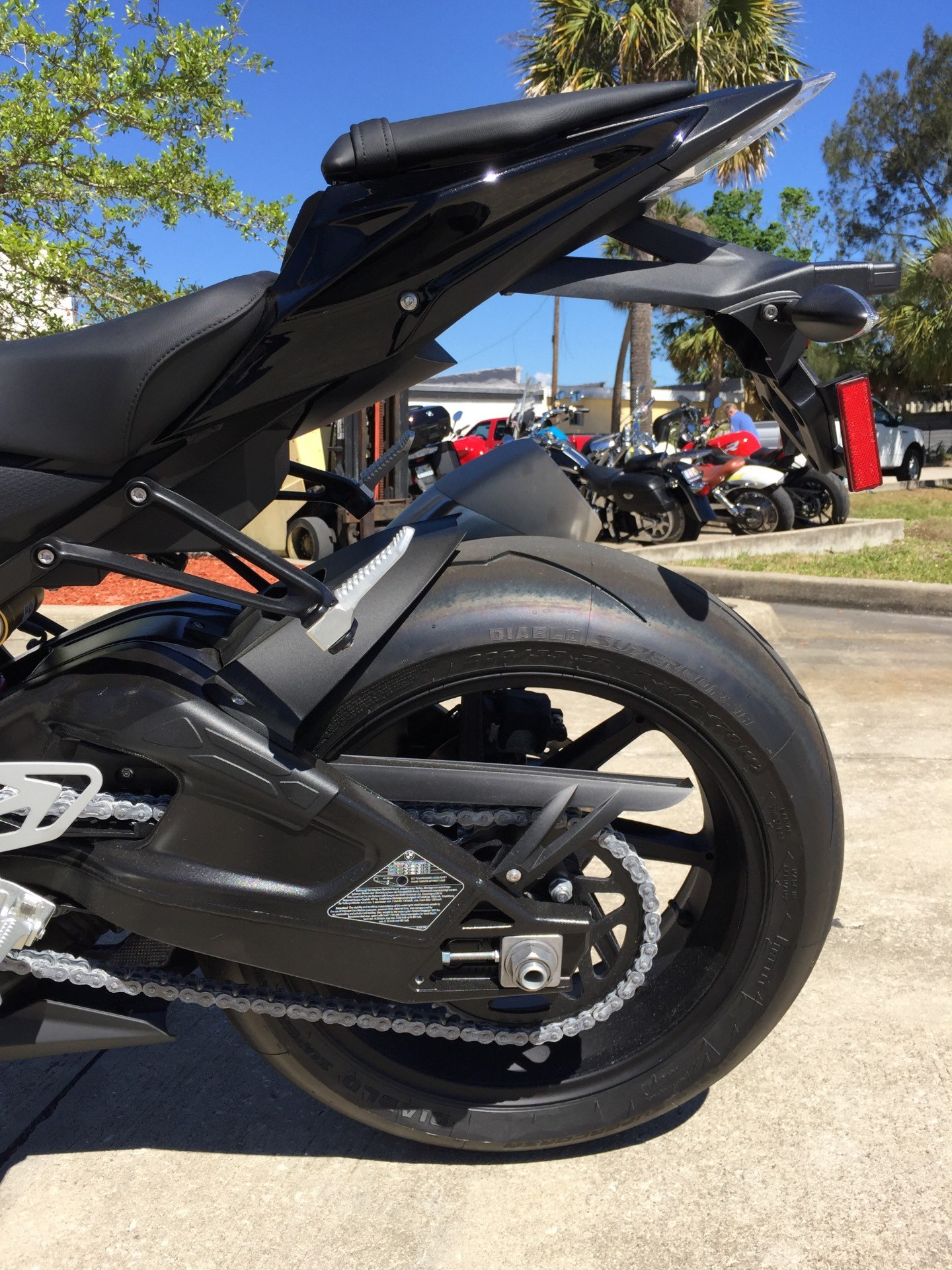 2016 BMW S 1000 RR in Daytona Beach, Florida