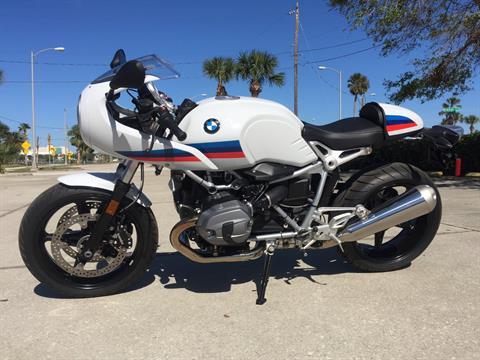 2017 BMW R nineT Racer in Daytona Beach, Florida