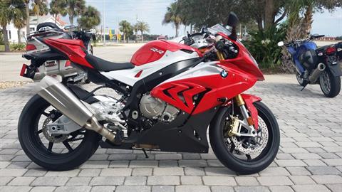 2017 BMW S 1000 RR in Daytona Beach, Florida