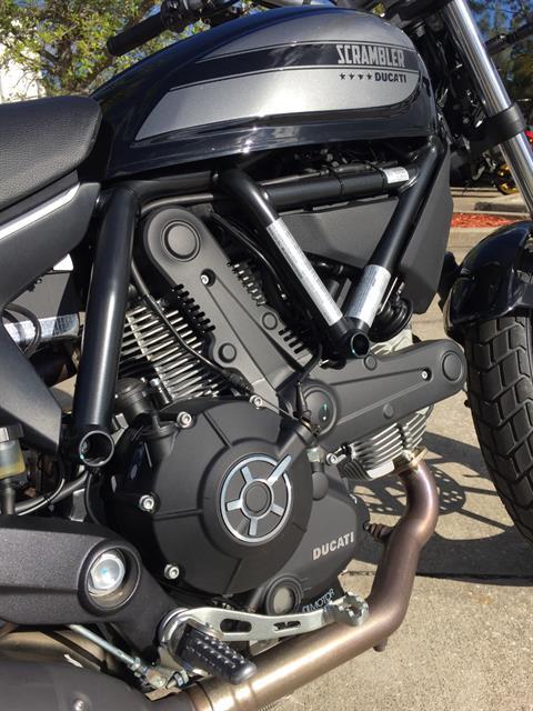 2016 Ducati Scramber Sixty2 in Daytona Beach, Florida