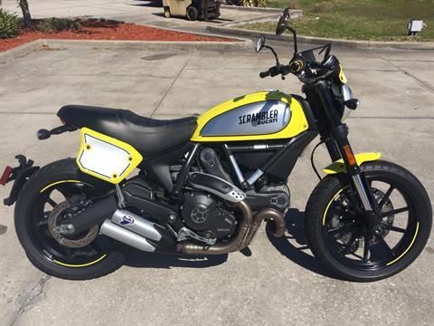 2016 Ducati Scrambler Flat Track Pro in Daytona Beach, Florida