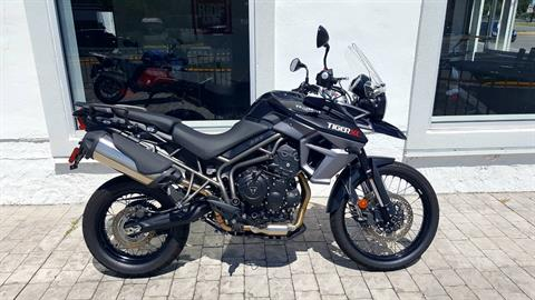 2016 Triumph Tiger 800 XC in Daytona Beach, Florida