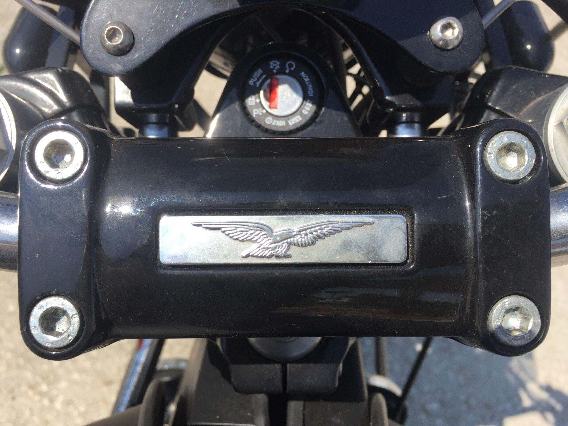 2011 Moto Guzzi California Black Eagle in Daytona Beach, Florida