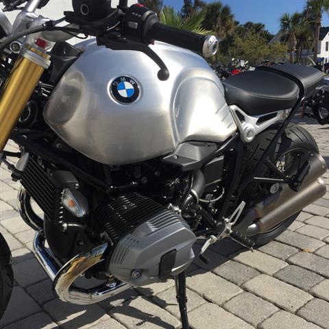 2017 BMW R nineT Pure in Daytona Beach, Florida