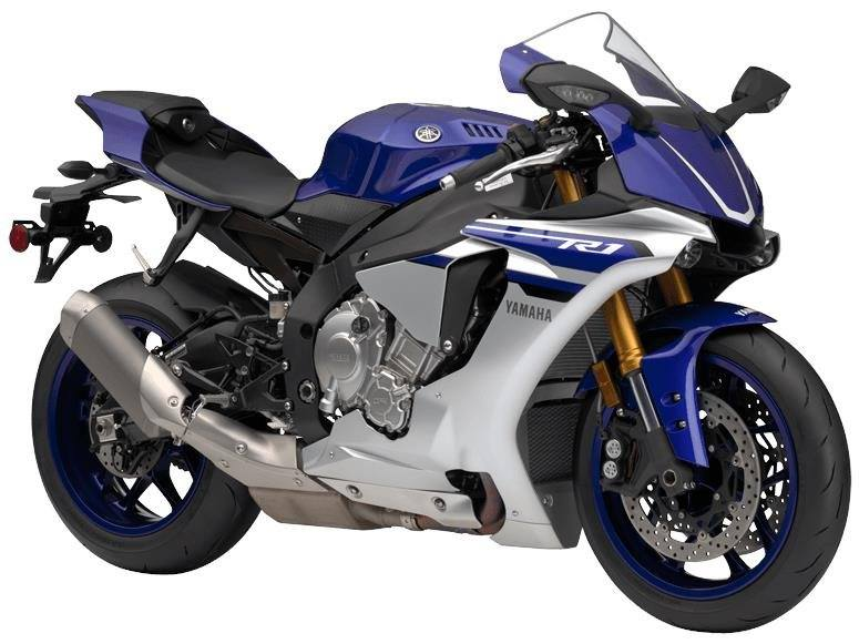 2016 Yamaha YZF-R1 Deep Purplish Metallic Blue in Long Island City, New York