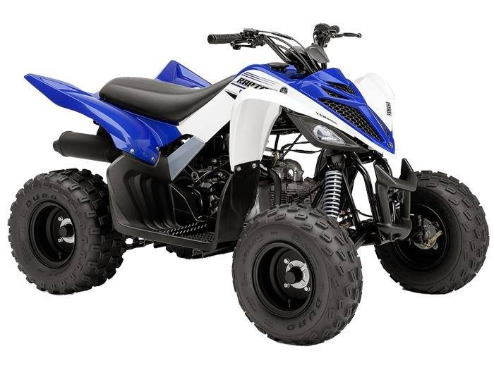 2016 Yamaha Raptor 90 in Long Island City, New York