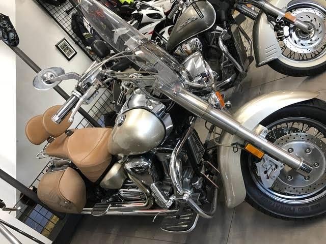 2007 Yamaha Road Star 1600CC in Brooklyn, New York