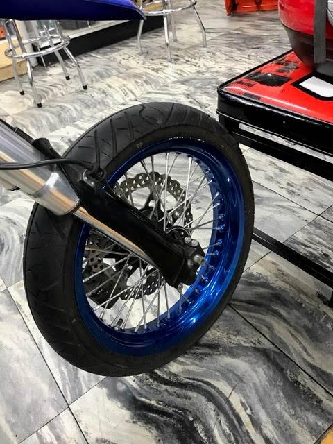 2012 Kawasaki KLX250sf in Brooklyn, New York