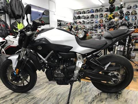 2015 Yamaha fz-07 in Brooklyn, New York