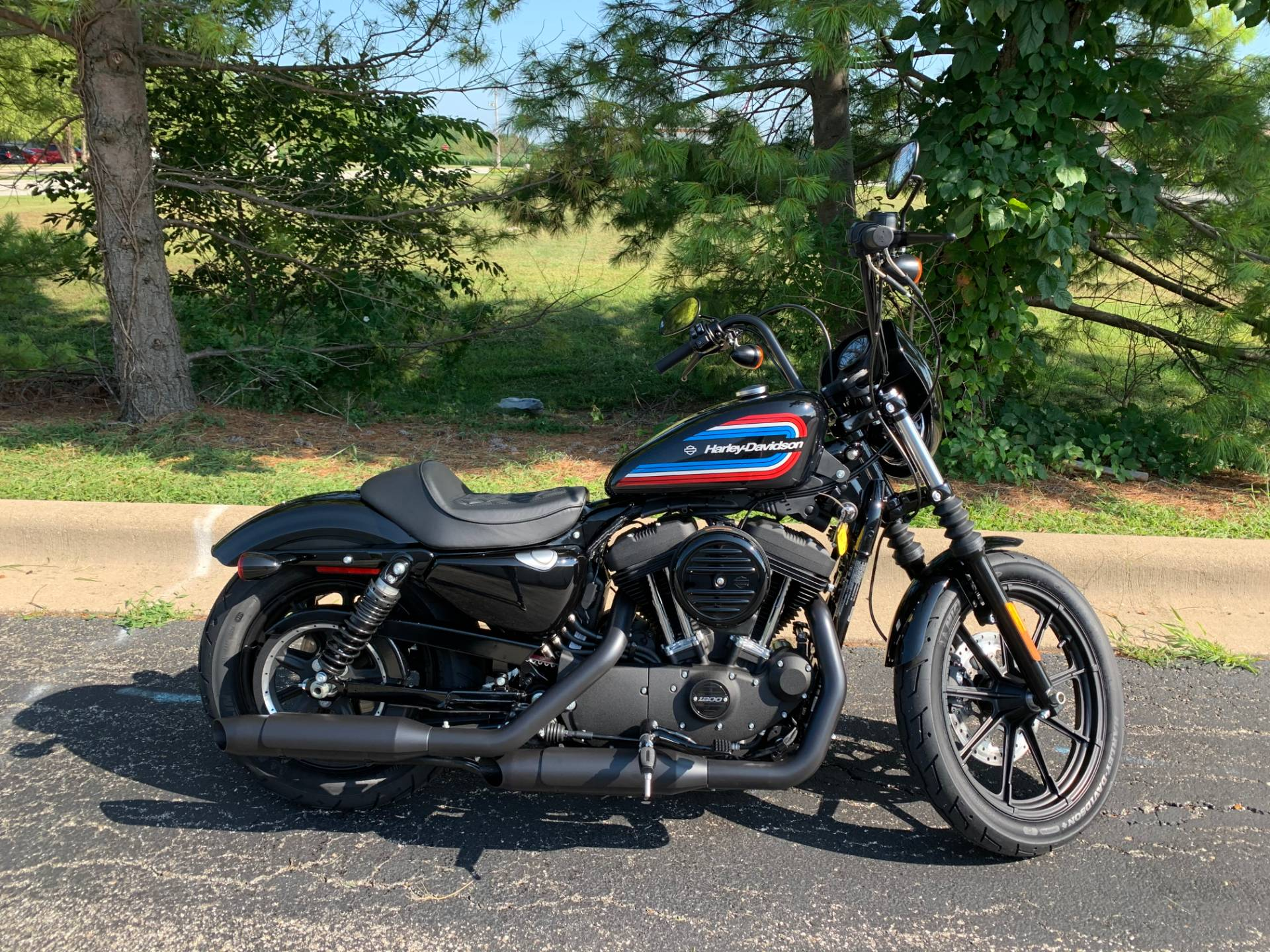 2020 Harley-Davidson Iron 1200 in Forsyth, Illinois - Photo 1