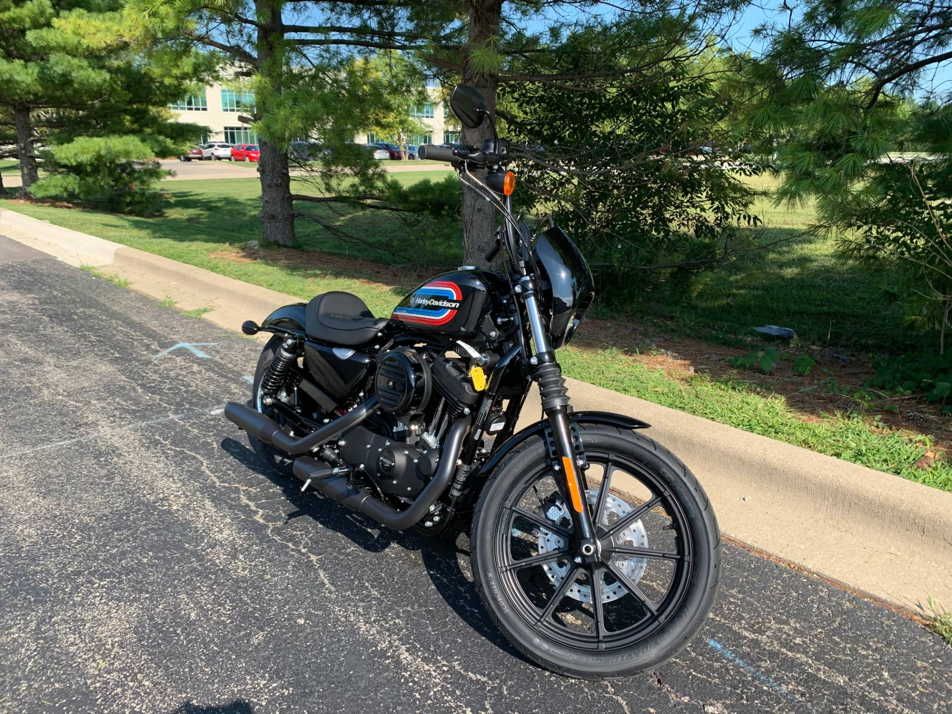 2020 Harley-Davidson Iron 1200 in Forsyth, Illinois - Photo 2