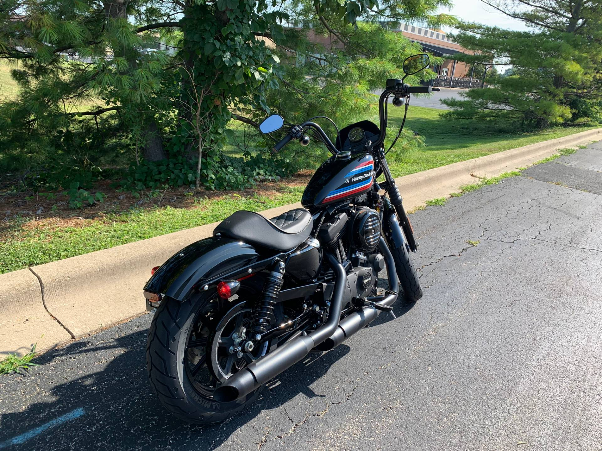 2020 Harley-Davidson Iron 1200 in Forsyth, Illinois - Photo 3