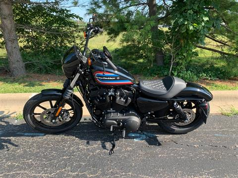 2020 Harley-Davidson Iron 1200 in Forsyth, Illinois - Photo 4