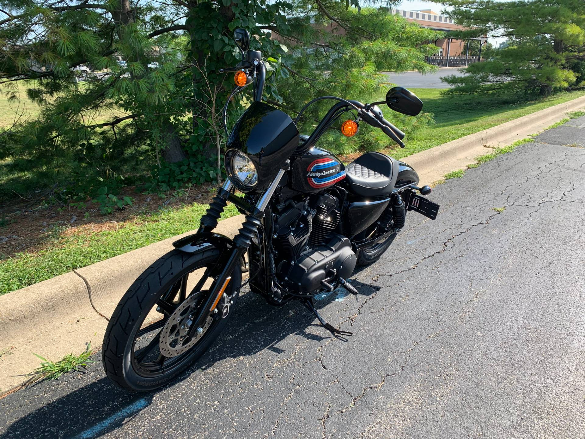 2020 Harley-Davidson Iron 1200 in Forsyth, Illinois - Photo 5