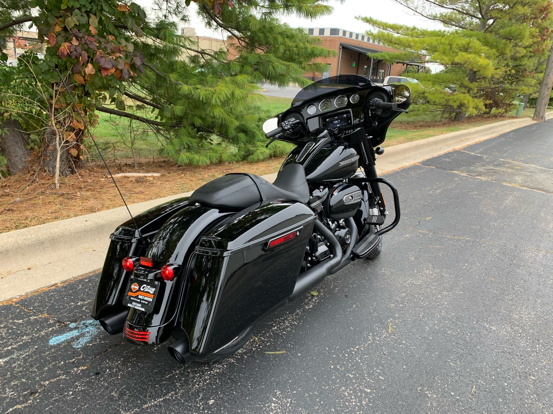 2020 Harley-Davidson Street Glide® Special in Forsyth, Illinois - Photo 2