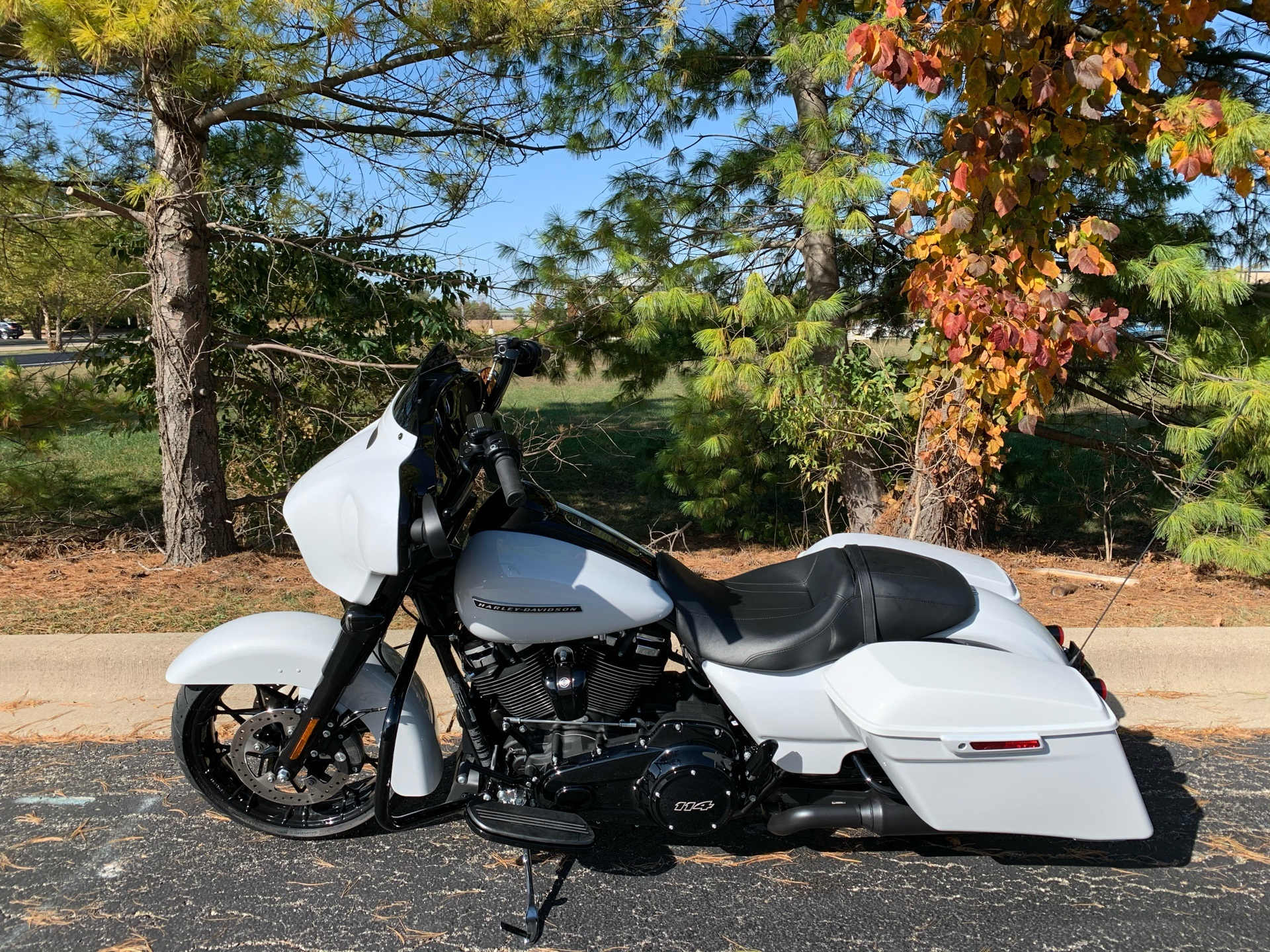 2020 Harley-Davidson Street Glide Special in Forsyth, Illinois - Photo 4