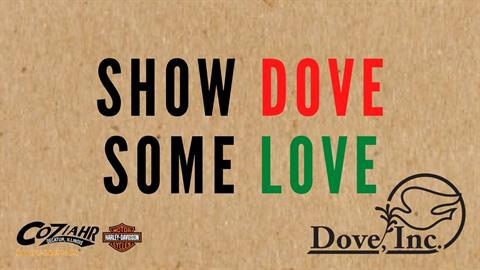 Show Dove Some Love Item Drive