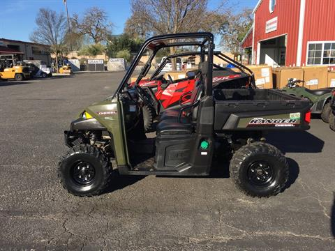 2015 Polaris Ranger® Diesel in Paso Robles, California - Photo 1