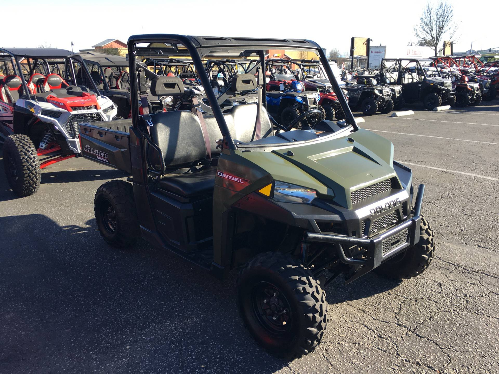 2015 Polaris Ranger® Diesel in Paso Robles, California - Photo 2