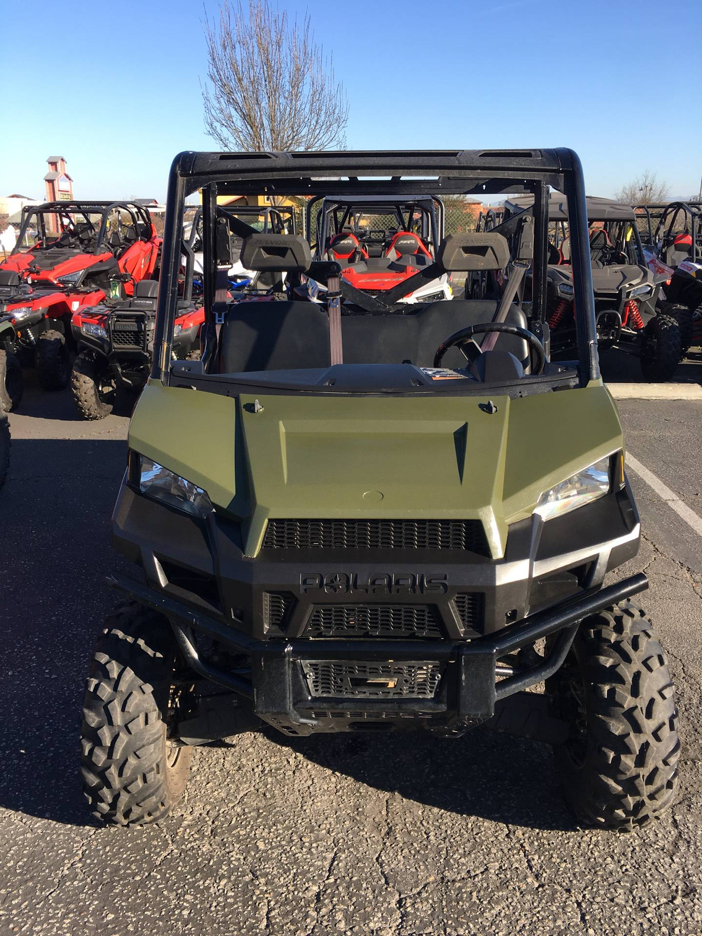 2015 Polaris Ranger® Diesel in Paso Robles, California - Photo 3
