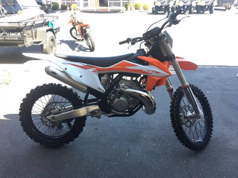 2020 KTM 250 SX in Paso Robles, California - Photo 1