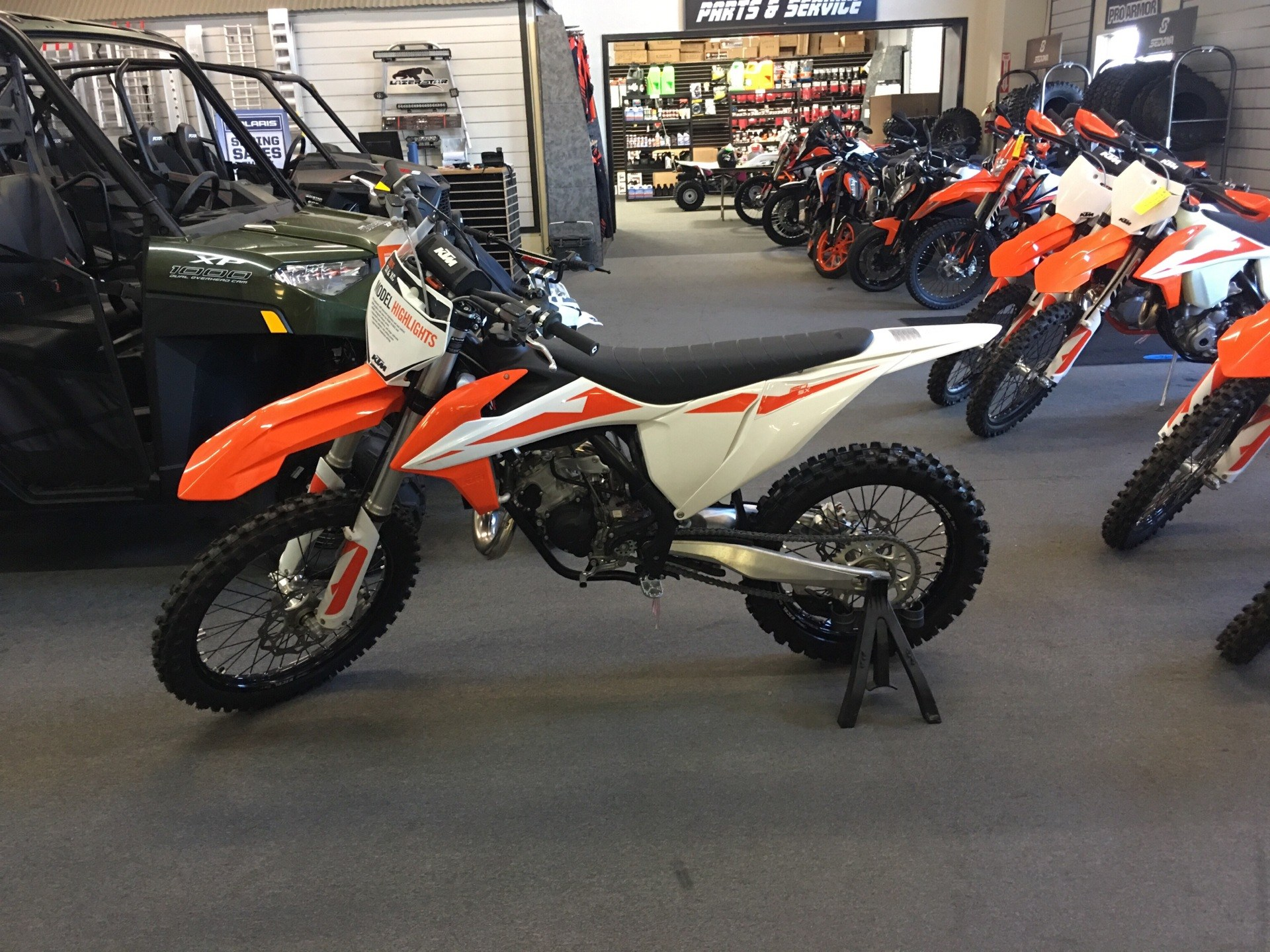 2019 KTM 150 SX in Paso Robles, California - Photo 1