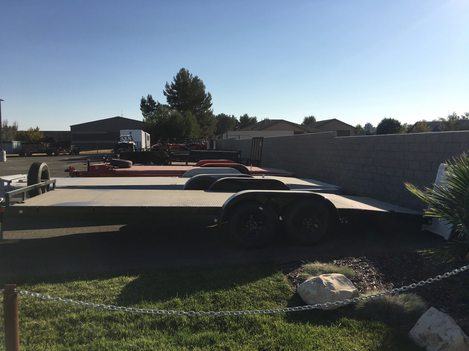 "2021 MAXXD TRAILERS 20' X 83"" CHANNEL CARHAULER in Paso Robles, California - Photo 1"