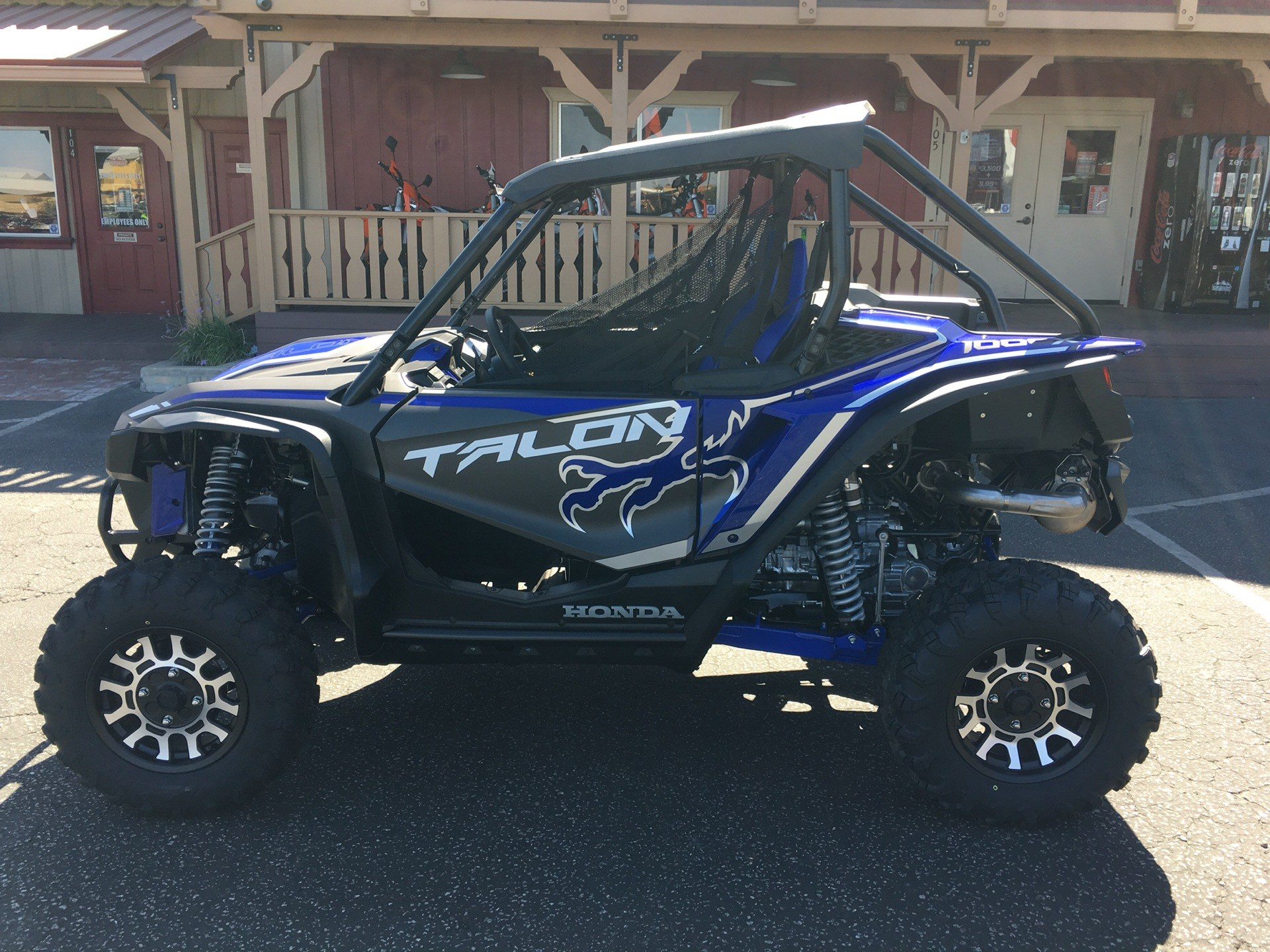 2019 Honda Talon 1000X in Paso Robles, California - Photo 1