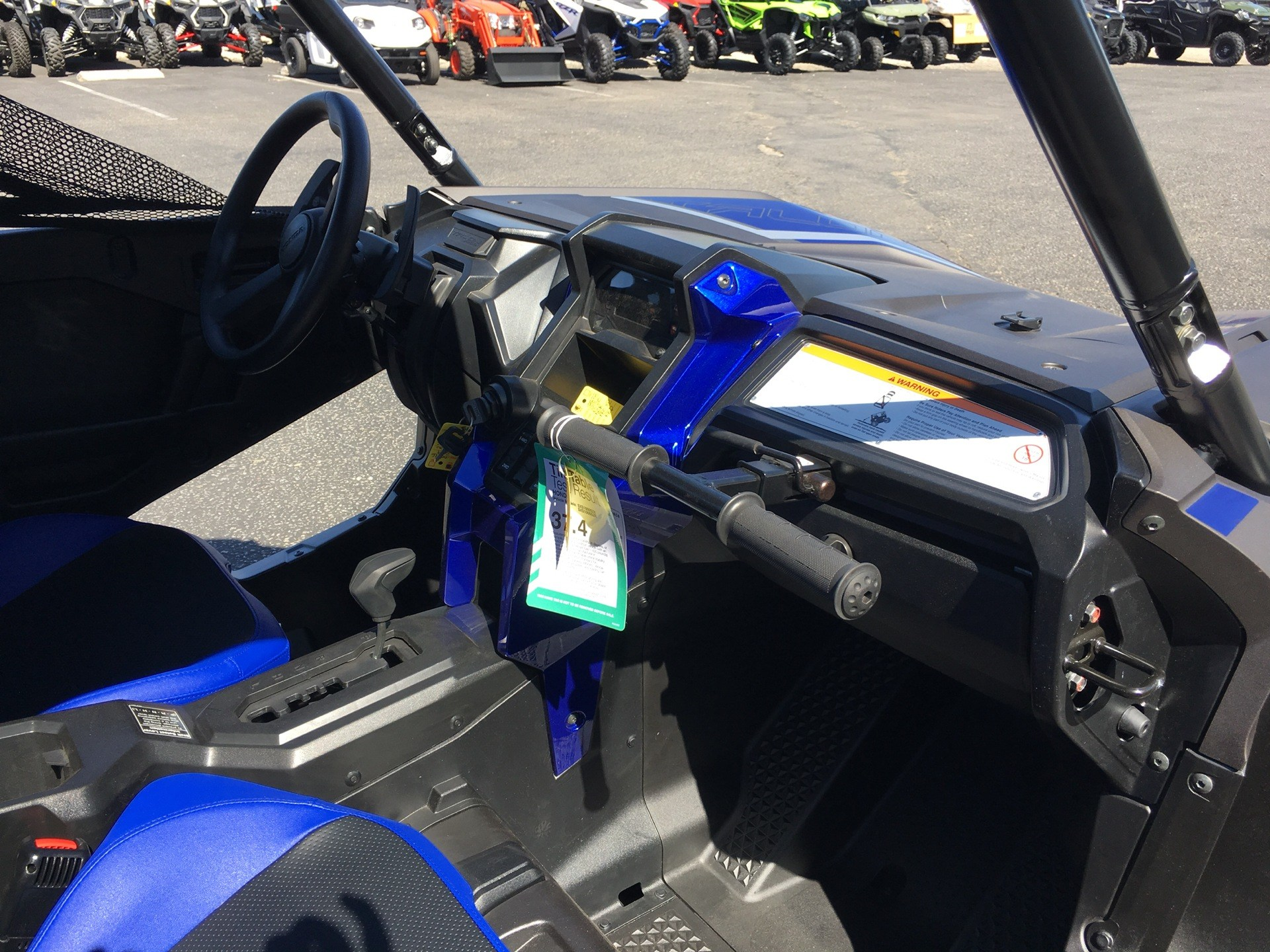 2019 Honda Talon 1000X in Paso Robles, California - Photo 5