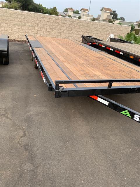"2021 SUMMIT TRAILER MFG 20' X 102"" TA DECKOVER TRAILER in Paso Robles, California - Photo 2"