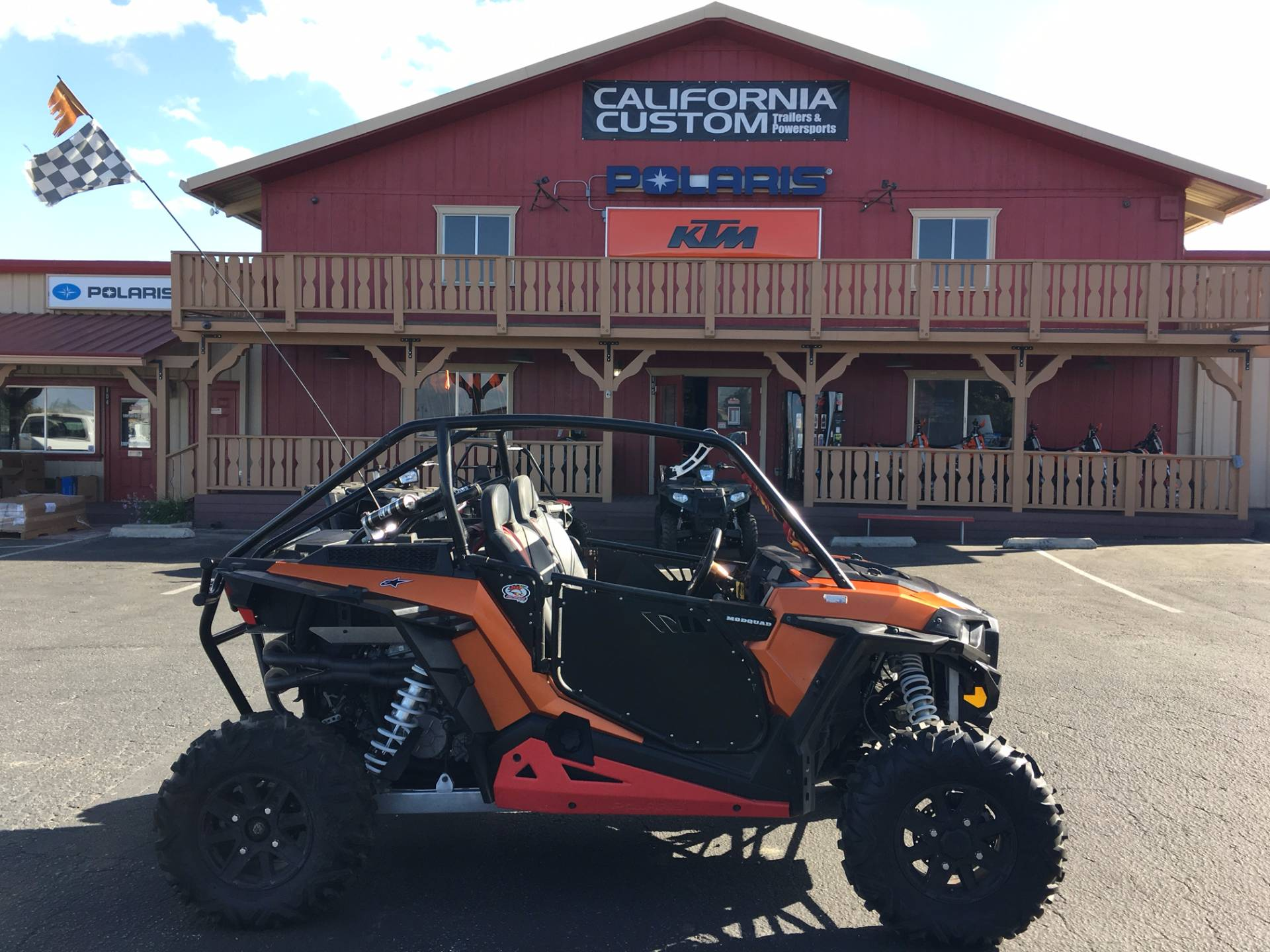 2014 Polaris RZR XP 1000 EPS LE for sale 58597