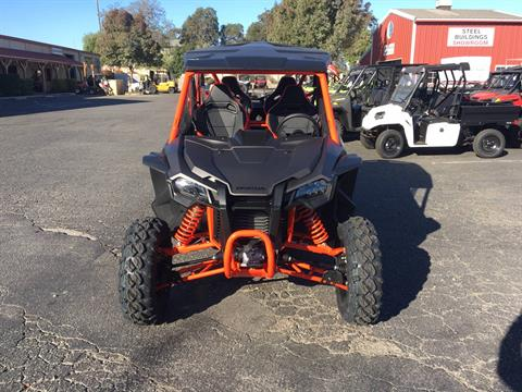 2020 Honda Talon 1000X-4 FOX Live Valve in Paso Robles, California - Photo 3