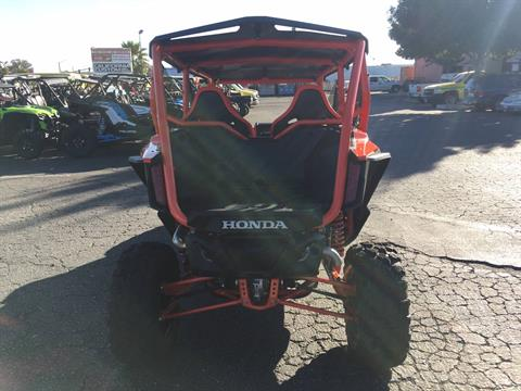 2020 Honda Talon 1000X-4 FOX Live Valve in Paso Robles, California - Photo 8