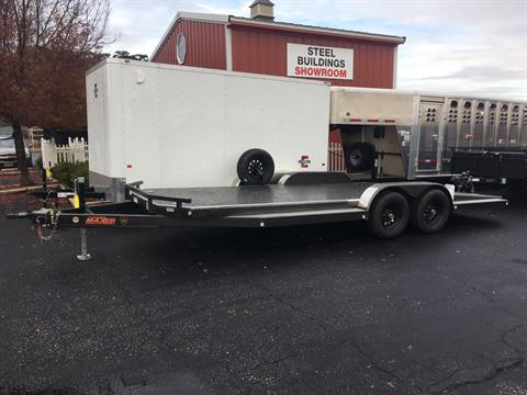 "2019 MAXXD TRAILERS 20' x 83"" 5"" TUBING CAR HAULER in Paso Robles, California"
