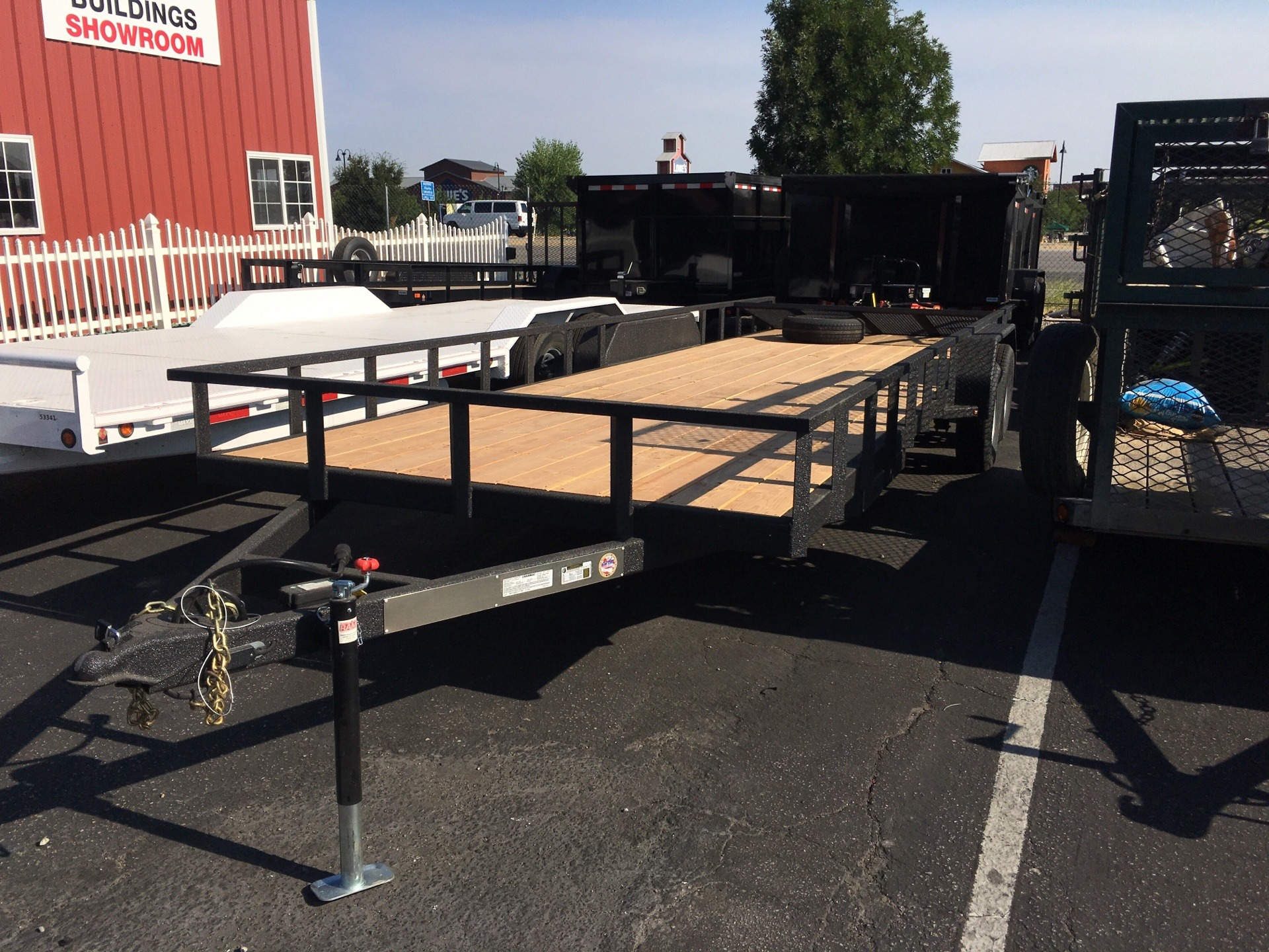 2018 Charmac Trailers 24' UTILITY TRAILER in Paso Robles, California