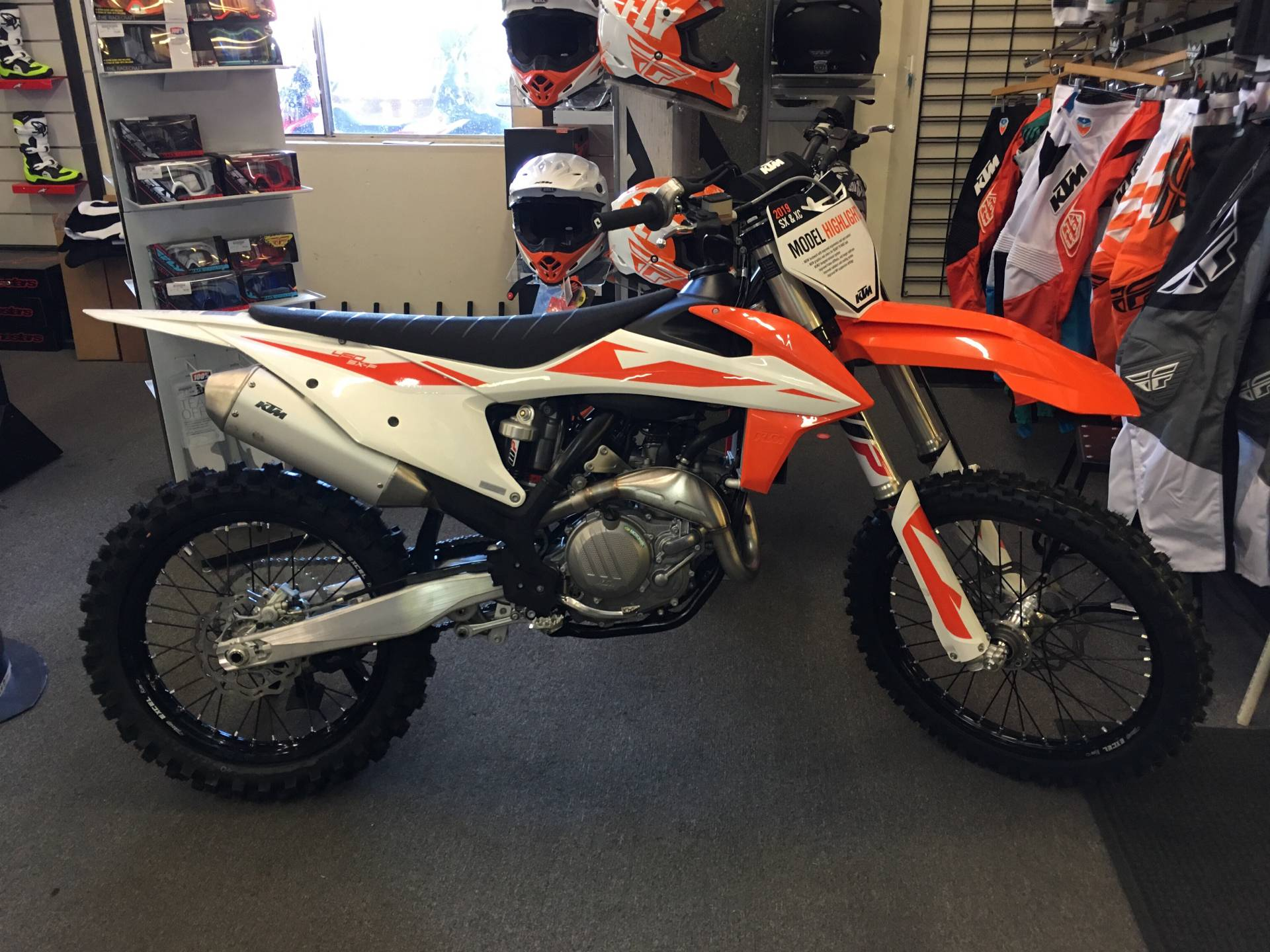 2019 KTM 450 SX-F in Paso Robles, California - Photo 1