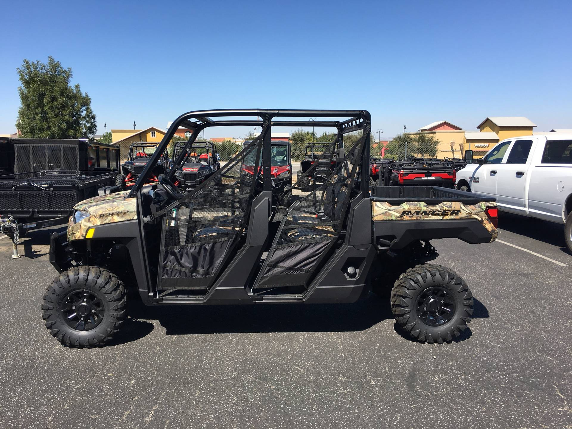 2019 Polaris Ranger Crew XP 1000 EPS Premium for sale 108664