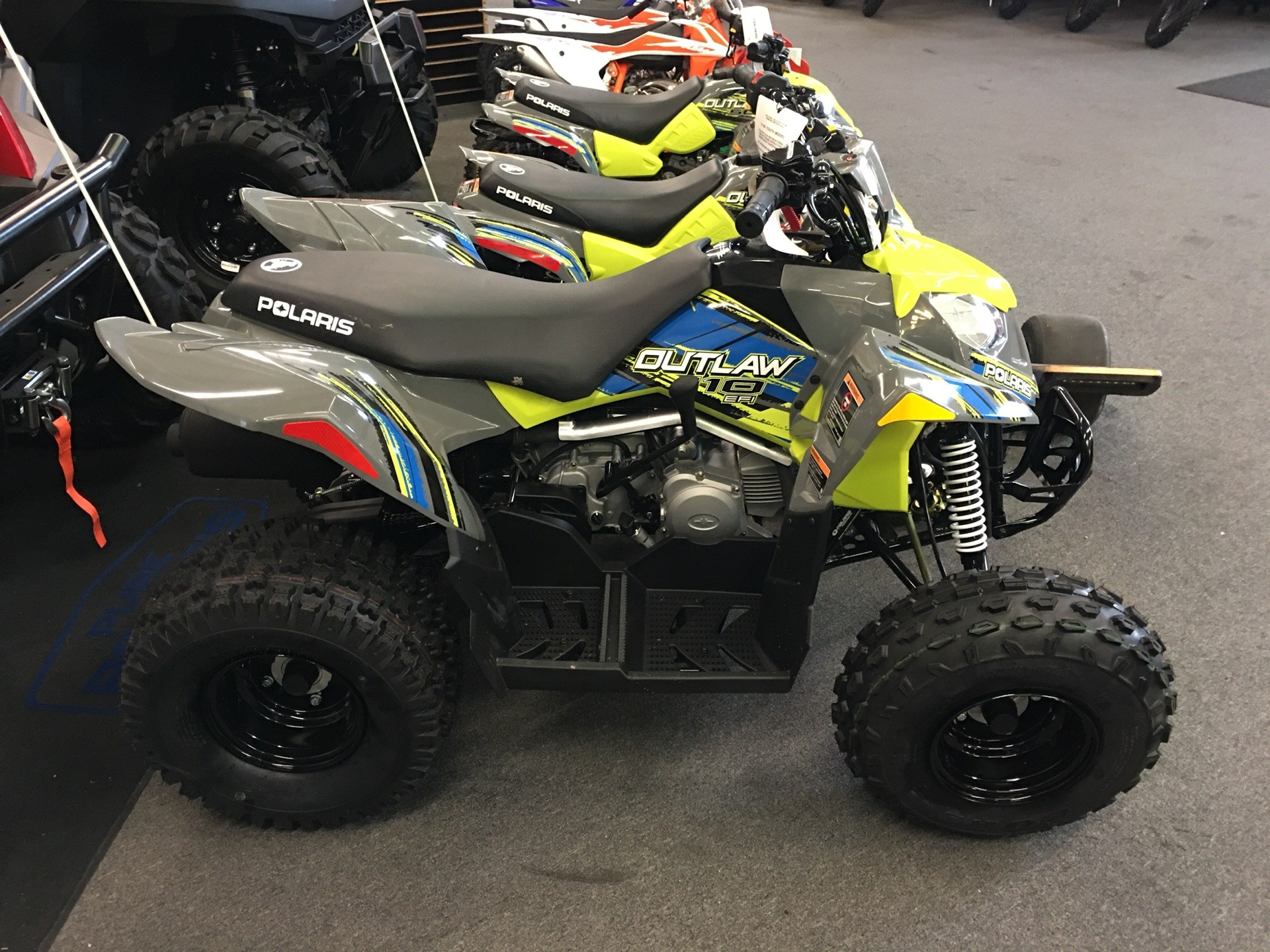 2020 Polaris Outlaw 110 in Paso Robles, California - Photo 1