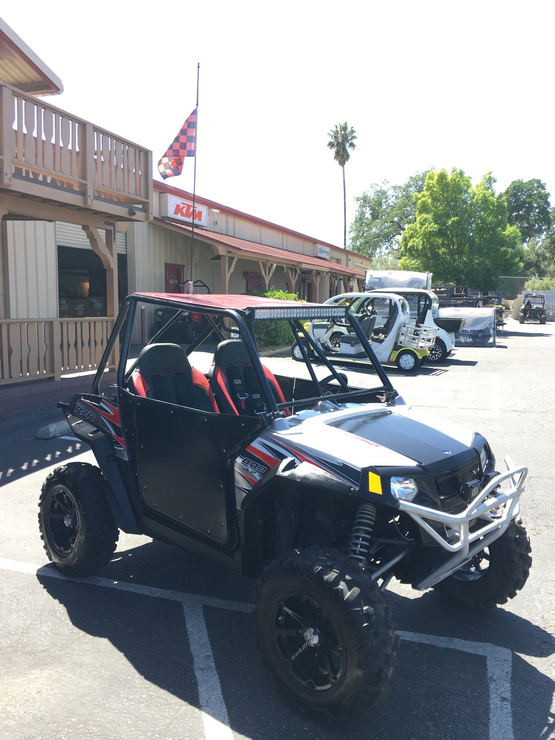 2009 Polaris RZR 800 in Paso Robles, California