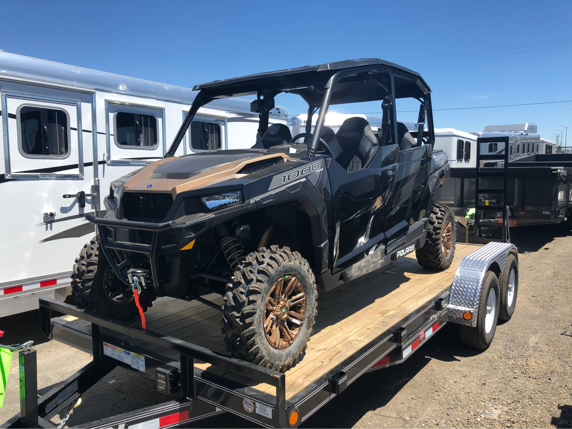 2019 Polaris General 4 1000 EPS Ride Command Edition in Paso Robles, California - Photo 1