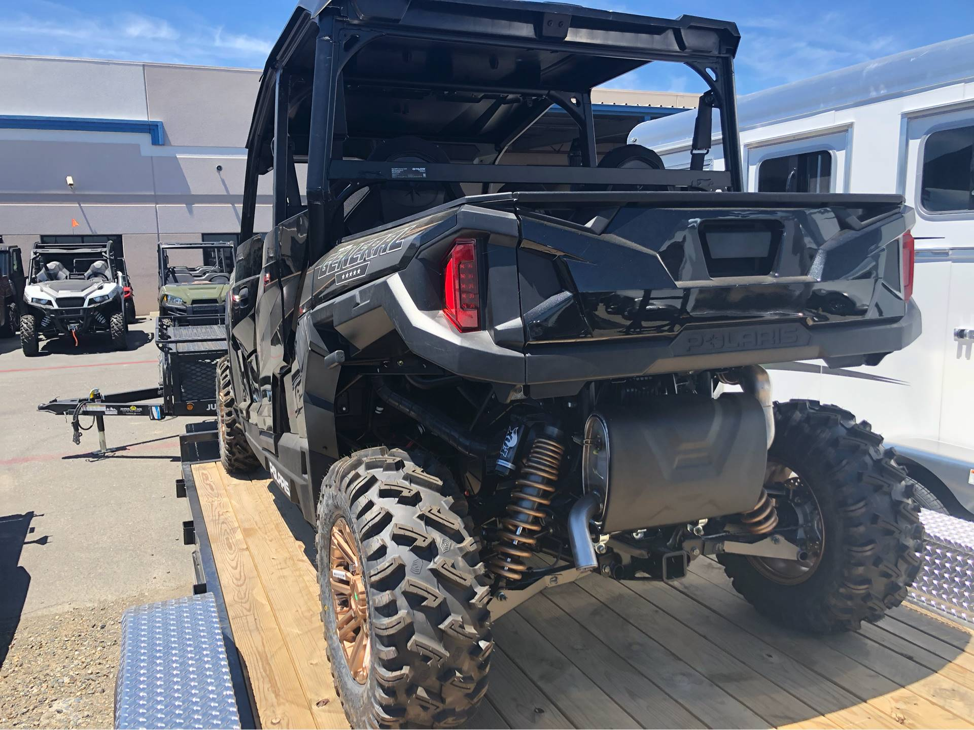 2019 Polaris General 4 1000 EPS Ride Command Edition in Paso Robles, California - Photo 5