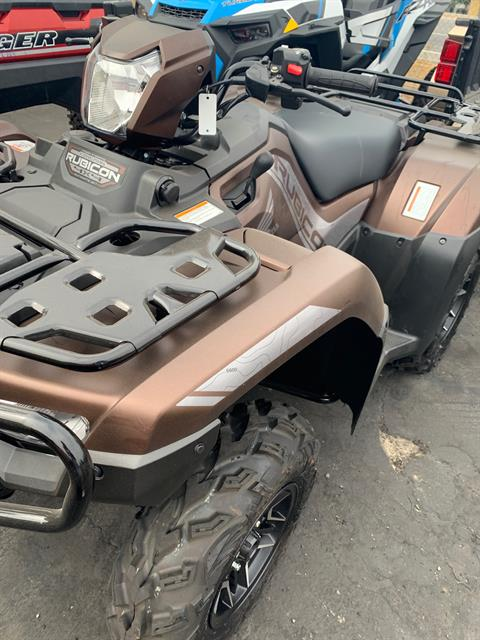 2021 Honda FourTrax Foreman Rubicon 4x4 Automatic DCT EPS Deluxe in Paso Robles, California - Photo 2