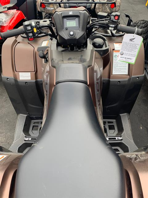 2021 Honda FourTrax Foreman Rubicon 4x4 Automatic DCT EPS Deluxe in Paso Robles, California - Photo 4