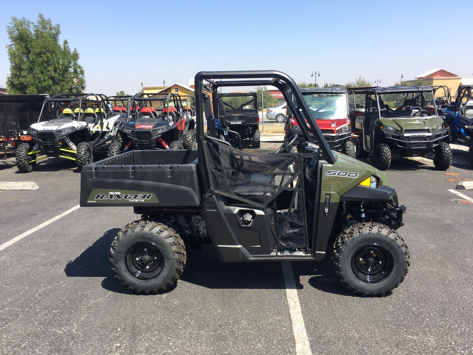 2018 Polaris Ranger 500 for sale 11050