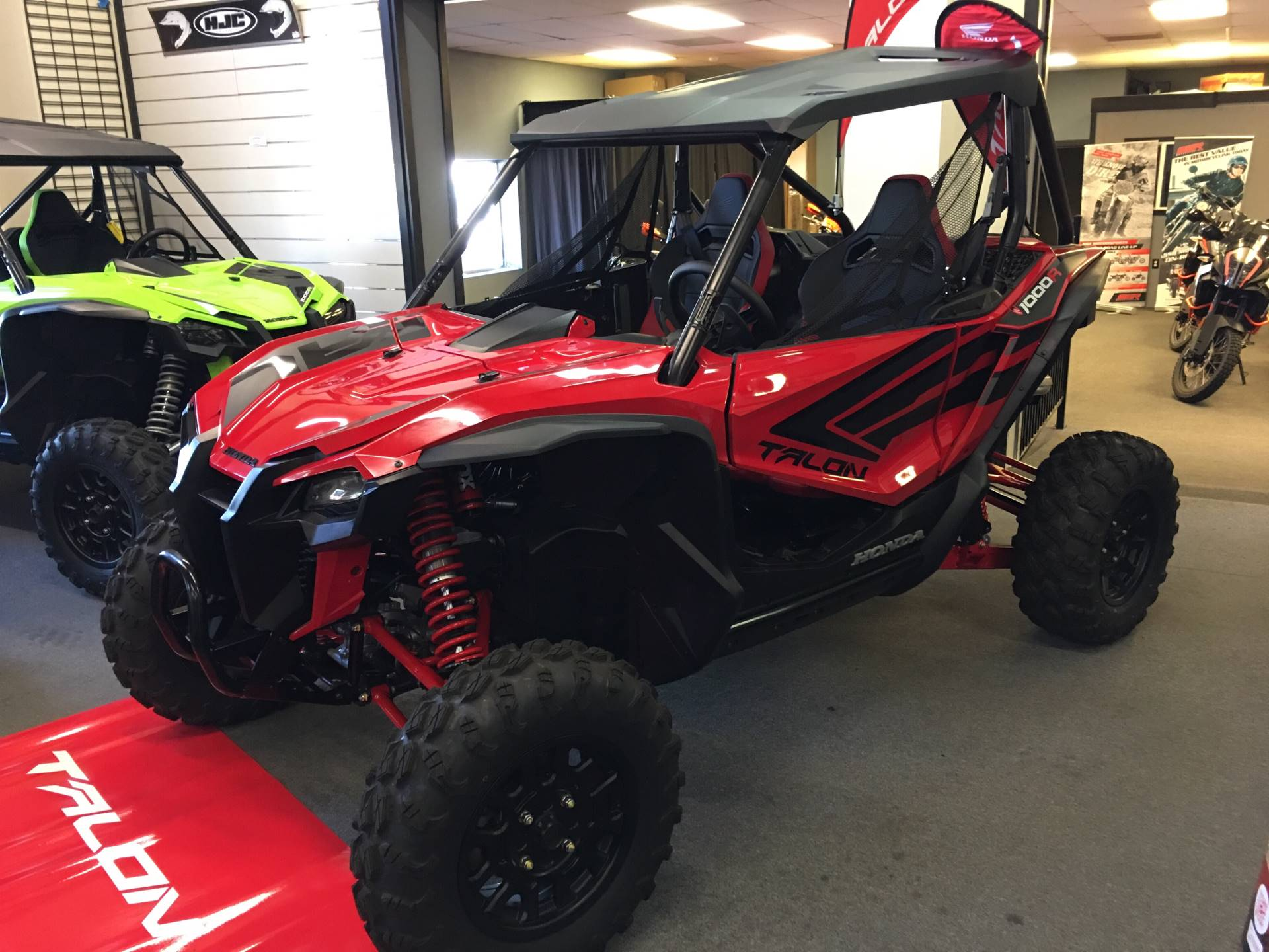 2019 Honda Talon 1000R in Paso Robles, California - Photo 1