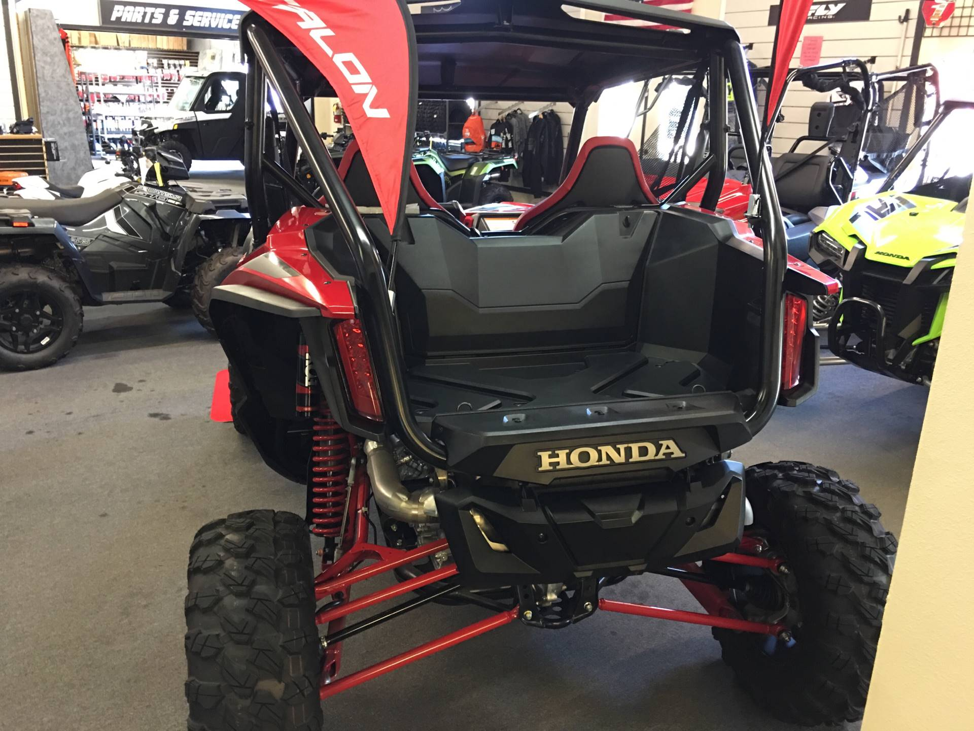 2019 Honda Talon 1000R in Paso Robles, California - Photo 7