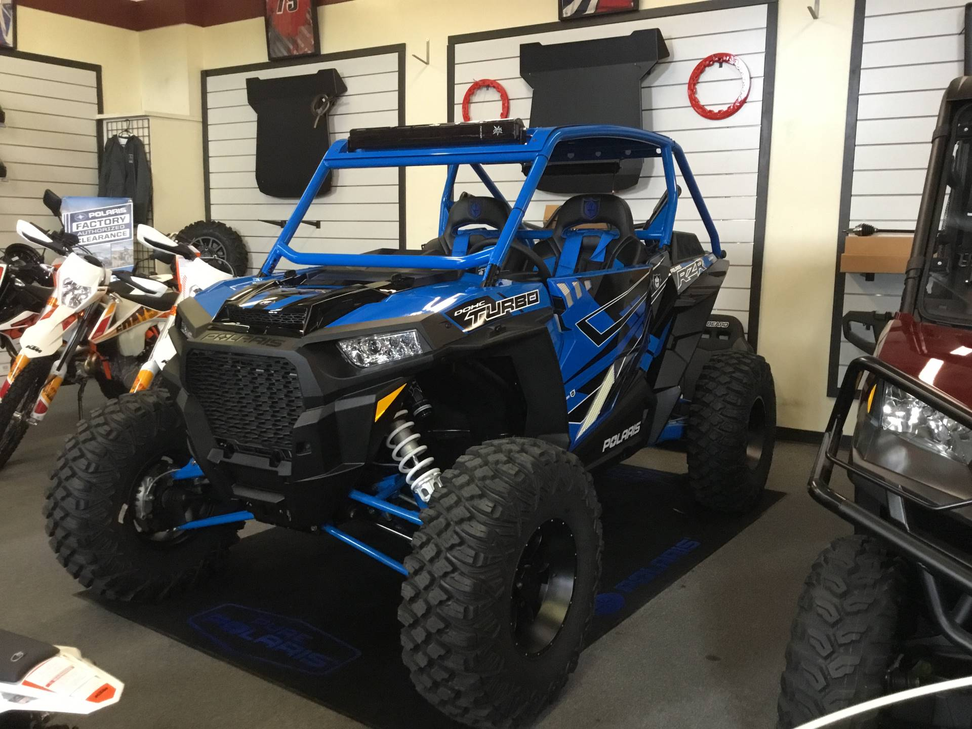 2017 Polaris RZR XP Turbo EPS for sale 9552