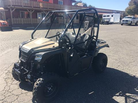 2020 Honda Pioneer 500 in Paso Robles, California - Photo 1