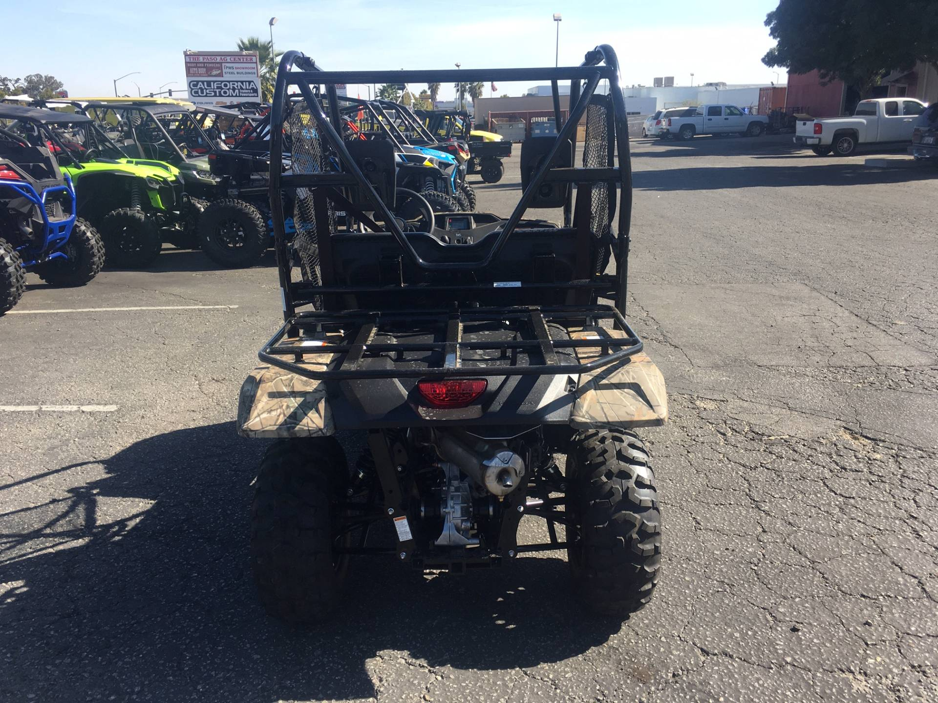 2020 Honda Pioneer 500 in Paso Robles, California - Photo 4